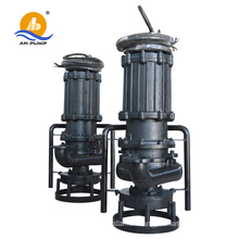"4"" Hydraulic Submersible Sand Slurry Pump with Agitator  4"" Hydraulic Submersible Sand Slurry Pump with Agitator"