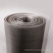 Maschen-2520 Nichrom-Drahtgewebe 20 40 60 80, das mit der hohen Temperaturbeständigkeit 1400 Grad läutert