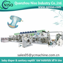 Economic New Design Chiaus Baby Diaper Machine