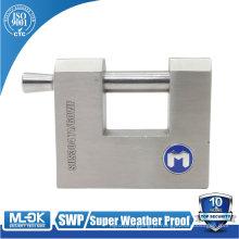 MOK lock W71 / 60W retangular master lock 70mm 80mm armário à prova d'água