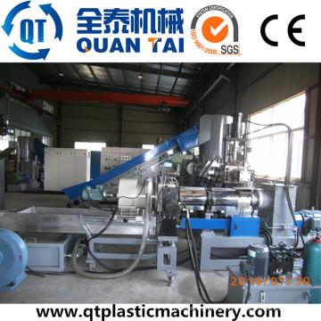 Machines de pelletisation en plastique de double étape