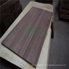 Journal des noix pour panneau massif de Seeland bois Limited