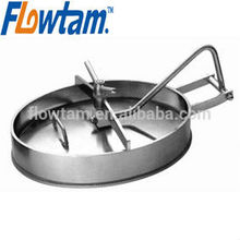 Stainless Steel YAC type elliptic manhole cover