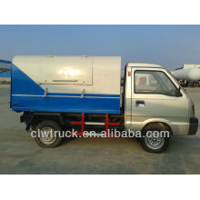 2015 Top Selling Peru Changan small garbage truck,4x2 Container Garbage truck