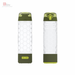 Reusable Plastic Bpa Free Water Bottles With Light