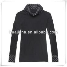 Camisola de gola alta de cashmere de inverno 2016 para mulheres