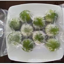 Frozen seedless lime