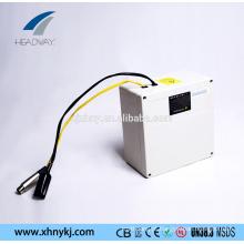 bateria lifepo4 de íon de lítio 24V 15Ah para cadeira de rodas elétrica