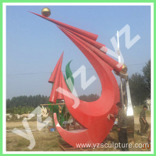 Hight Quality 304 Abstract Stainless Steel Statue