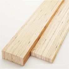 Poplar 500*5200mm LVL plywood for construction
