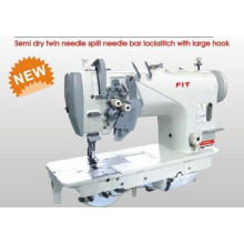 Double Needle Split Bar Lockstich Sewing Machine (FIT8450)