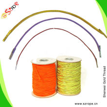 Elastic Cord with Metal Clips/Elastic String with Tips/Bungee Cord with Barbs