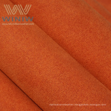Upholstery Artificial Suede Fabric  Waterproof Microfiber Suede Leather