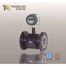 PTFE Lining Flanged Ball Valve