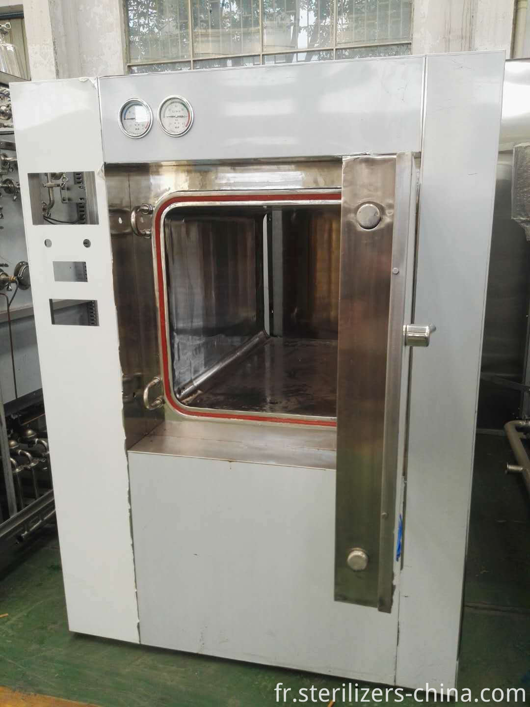Full automatic large sterilizer