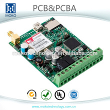 Custom GSM GPS Car tracker/ Vehicle tracking pcba with Sim800H/Sim808/Sim900D