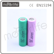 Bateria de lítio elétrica samsung celular 36V 2.2ah