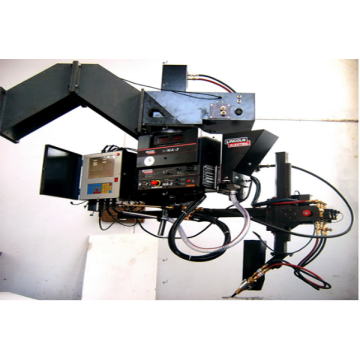 Hanging Type Saddle Automatic Welding Robot