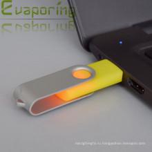 Высококачественный USB-накопитель с OEM-сервисом