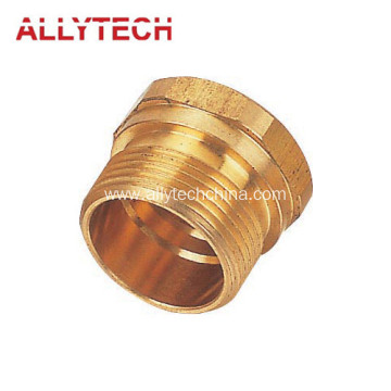 Precision Brass Connector