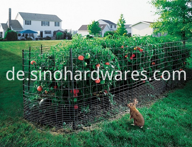 welded wire mesh pet fence