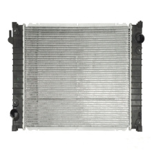 Aluminium Kunststoff gelötete Ersatzteile Autokühler Kühler