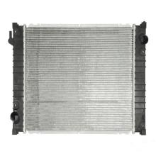 Radiador soldada plástico de aluminio del refrigerador del coche de los recambios