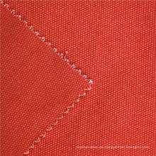 Rofessional Schuh-Gewebe-Förderung Ziegelstein rotes 350GSM Segeltuch für Einkaufstaschen