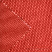 Tela Rotisal del zapato Tela de la promoción 350GSM rojo de la promoción para los bolsos de compras