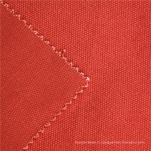 Rofessional Shoe Fabric Promotion brique rouge 350GSM Toile pour sacs à provisions