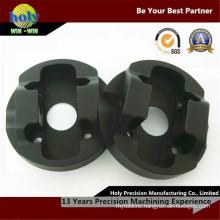 Electrical Custom CNC Aluminum Case Black Anodized Finish