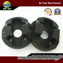 Электрический изготовленный на заказ алюминиевый корпус CNC Черная Анодированная отделка