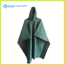 Durable Smoothly Lightweight EVA Rain Poncho Rvc-162