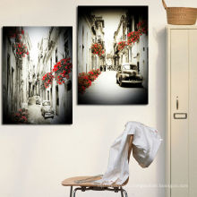 2Sets Waterproof Art Canvas
