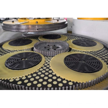 Booster pump part double disk surface grinding machine