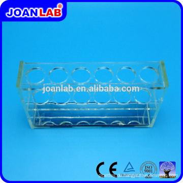JOANLAB Plexiglas Test Tube Rack für Labor verwenden