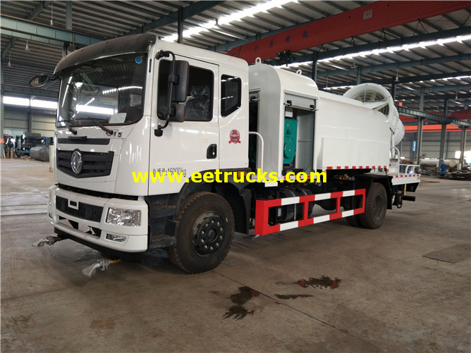 10000L Mutifunctional Dust Control Vehicles