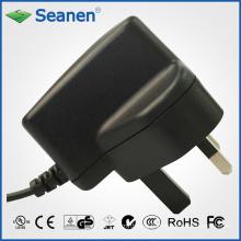 Adaptateur secteur 5watt / 5W avec broche UK pour appareil mobile, décodeur, imprimante, ADSL, audio et vidéo ou appareil ménager