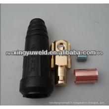 Connecteur de câble euro de soudure (10-25mm2)