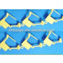 clique fácil selo de cadeado de plástico BG-R-003