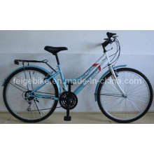 Bicicleta de la montaña de la ciudad de la fábrica de China (CB-024)