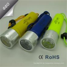 Online-Shop Tauchleuchte führte XM-L T6 LED 18650 Wasserdichte Tauchen Taschenlampe Fackel Lampe Licht