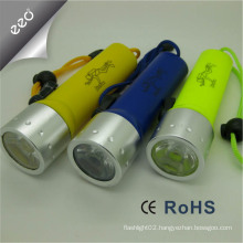 online shop dive light led XM-L T6 LED 18650 Waterproof Diving Flashlight Torch Lamp Light