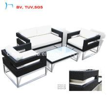 China Home / Set de sofa de jardin de salon (CF1011)
