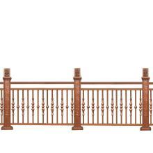 Decorative Bamboo aluminum balcony fence