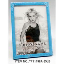 Cadre de Photo en plastique verre rectangle