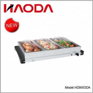 Mode Buffet Server 3 Pannen