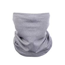 Multifunctional Solid Color Sports Cycling Turban Face Mask with Filter