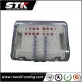 Molde de inyección de plástico Medica Shell para kit de primeros auxilios de plástico