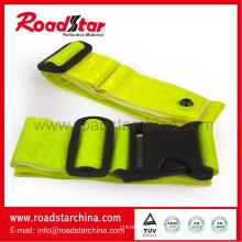 Cinturón reflectante en cinta de PVC